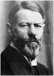 A comparison of the works of karl marx and max weber