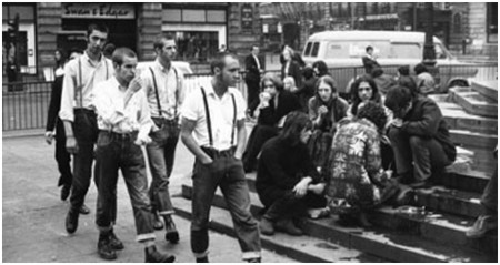 early skinheads